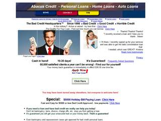 Abacus Mortgage Loans