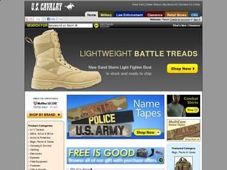 U.S. Calvalry
