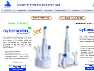 sonictoothbrush.com