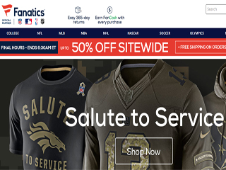 More About Fanatics Coupons