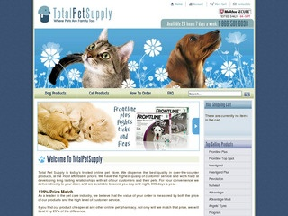 TotalPetSupply
